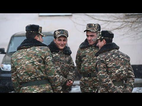 Солдаты артиллерийского полка рассказывают о войне в Карабахе