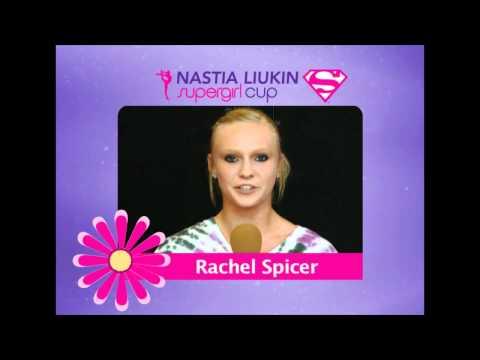 2011 Nastia Liukin Supergirl Cup Athletes - Group 12