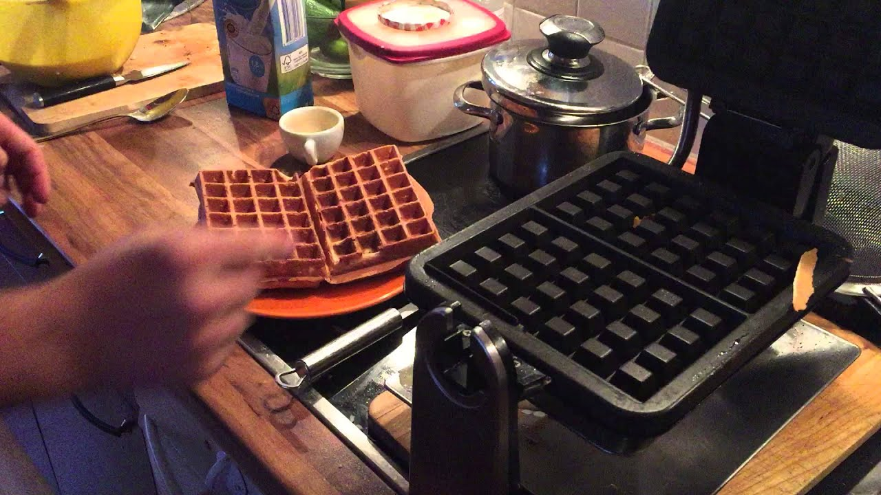 Krups FDD95D Waffle Maker Review