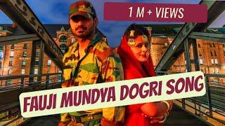 Fauji Mundya   Dogri Song 2020   Dance Dj Non Stop   JB Production Jammu   Jamesh Bhagat