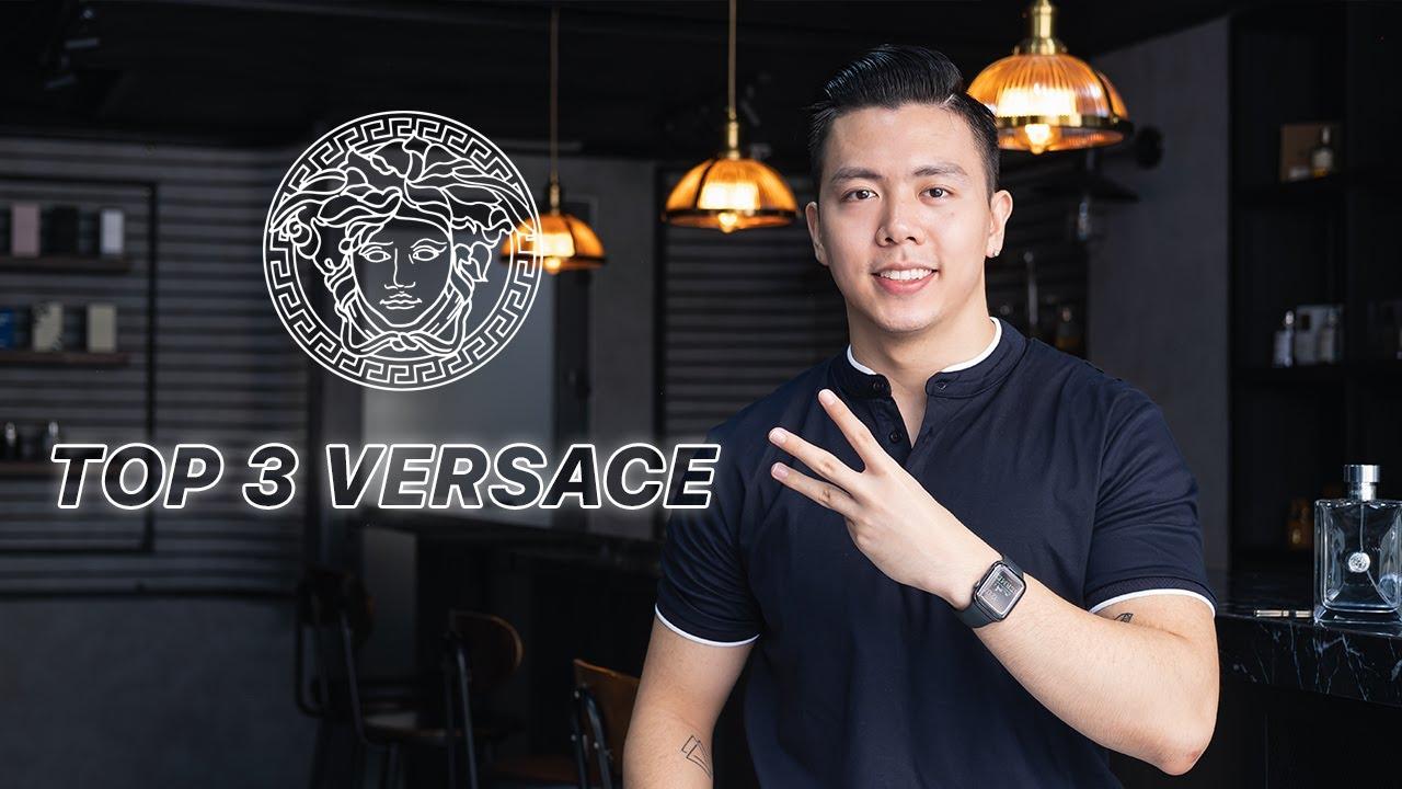 Bộ 3 Nước Hoa Đình Đám Nhà Versace | Hoàng XXIV