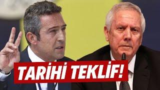 Ali Koç'tan Aziz Yıldırım'a tarihi teklif!