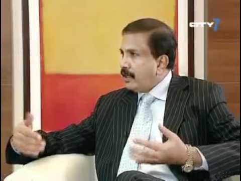 Dr Azad Moopen   Inside Business on City 7 TV  07 12 09.