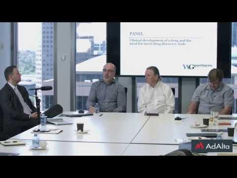 AdAlta i-body Platform Briefing - Panel Discussion