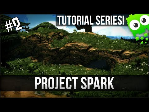 Project Spark Tutorial Series – Part 2 – Basic First Person Movement With Brains + Sprint