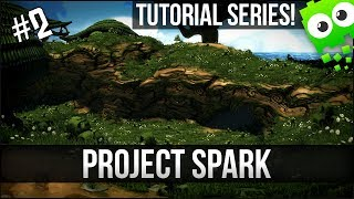 Project Spark Tutorial Series - Part 2 - Basic First Person Movement With Brains + Sprint