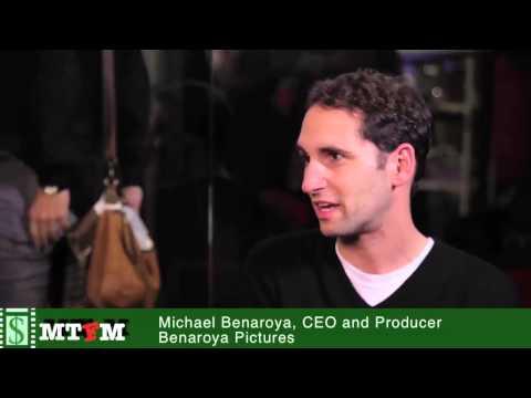 "Michael Benaroya ""Mitigating Your Risk so you don't lose 100 percent"""