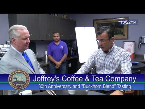 Joffrey's Coffee and Tea Company Celebrates 30th Anniversary