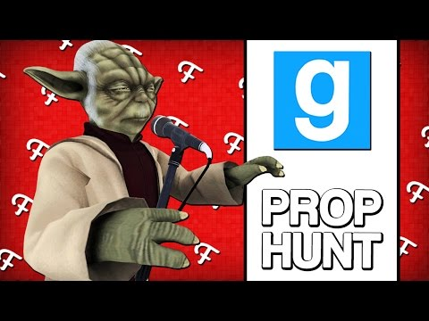 Gmod: Renzzi Da Auctioneer! (Garrys Mod Prop Hunt Comedy Gaming)
