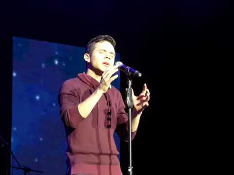 O HOLY NIGHT David Archuleta and Friends for Mabuhay Deseret - November 2018