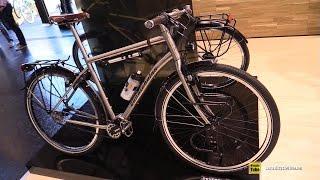 2016 Van Nicholas Deveron Titanium Touring Bike - Walkaround - 2015 Eurobike