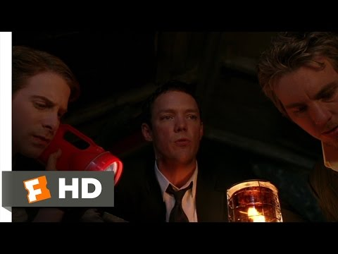 Without A Paddle (1/9) Movie CLIP - D.B. Cooper's Treasure Chest (2004) HD