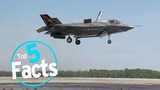Top 5 Amazing F-35 Fighter Jet Facts