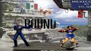 The King Of Fighters 2002 Challenge To Ultimate Battle GGPO Leelloyd (3) VS Renatinhos2 (0)
