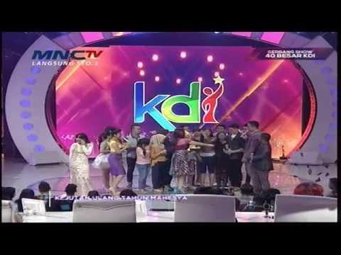 Surprise Ulang Tahun Mahesya Bersama Teman Teman KDI 2015 - Gerbang Show (22/4)