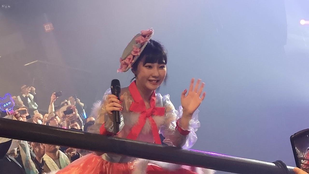 HKT48田中美久ソロコンサート撮影タイム(2:40~近くに来ます)@TDCホール 200123