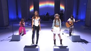 Leona Lewis x alan x Kana Nishino x miwa  - TRUE COLORS @60fps