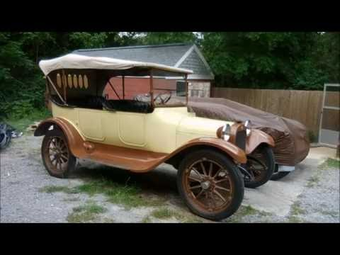 1916 Dodge Brothers - First Start - July 4 2016