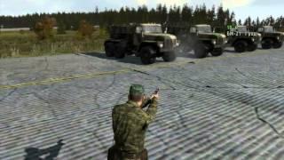 Як в ARMA 2 OA створити батарею з БМ-21 ГРАд
