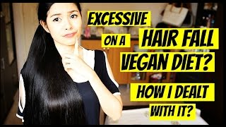 Excessive Hair Fall On A Vegan Diet?  How I Dealt With It!