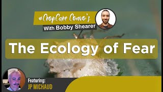 #CropCareConvos: The Ecology of Fear w/ JP Michaud