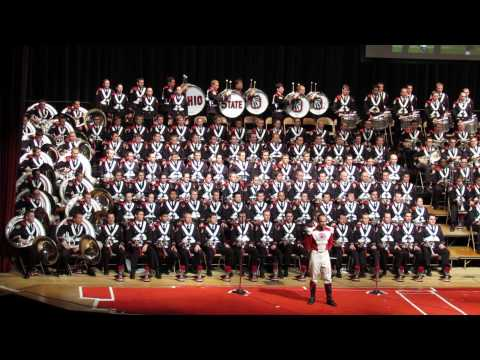 Ohio State Marching Band 2013 Concert Hang On Sloopy 11 10 2013