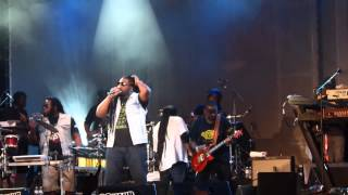 Morgan Heritage Live @ Couleur Cafe 2013 Brussels, Belgium) (Best Part)
