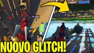 NEW GLITCH WORKING to WIN by going ON THE MAP! Fortnite Cart