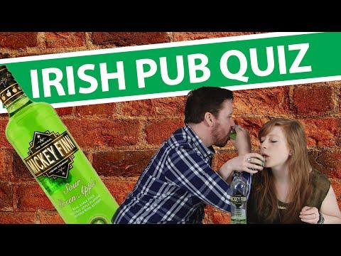 The Irish Pub Quiz