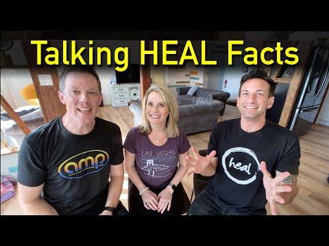 Heal Worldwide VIP Stephen Munson Interview – AMP Heal Bonus