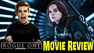 Rogue One: A Star Wars Story - Movie Review