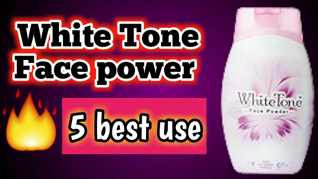 White Tone Face Powder Review 5 Ways To Use White Tone Face Powder