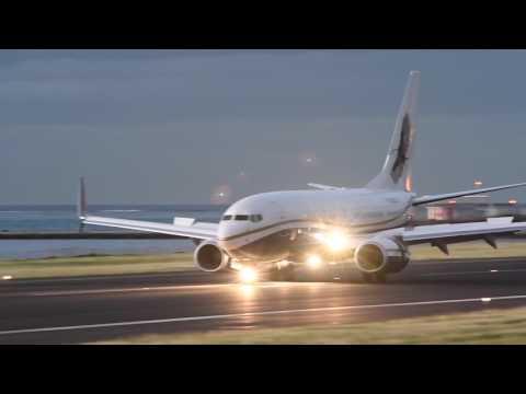 Boeing 737-79V(BBJ) (B-09590) - (22/06/17)