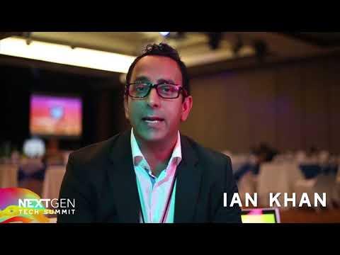 Next Gen Tech Summit 2018 - Costa Rica - Technology Futurist Ian Khan