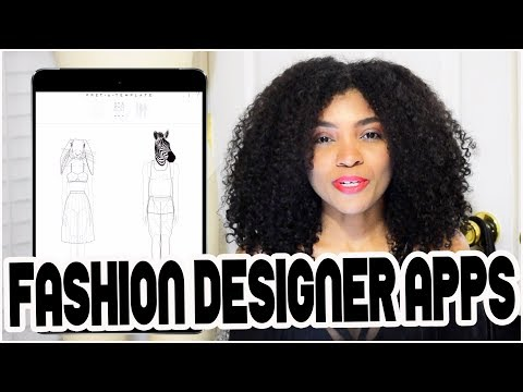 5 MUST HAVE APPS FOR FASHION DESIGNERS!