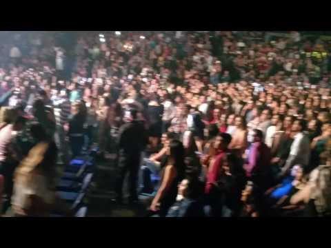 MS en concierto stockton ca 2017