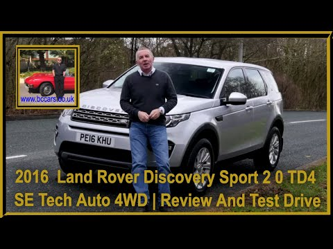 2016-land-rover-discovery-sport-2-0-td4-se-tech-auto-4wd-|-review-and-virtual-video-test-drive