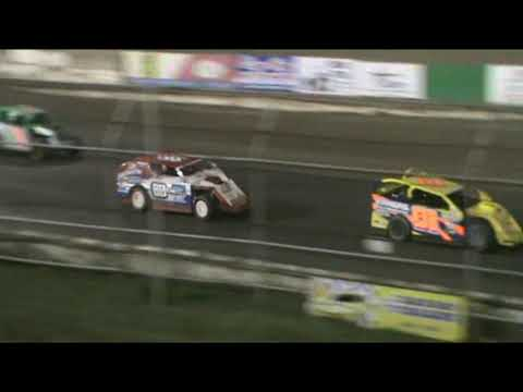 Forsberg Mod-Lite Feature 10-12-19 81 Speedway NCRA