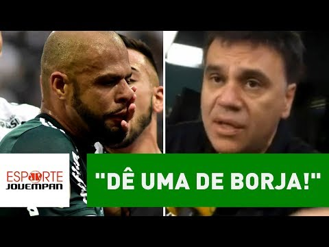 Mauro Beting IMPLORA A FELIPE MELO: