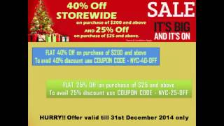 Hindi Karaoke Shop Storewide Discount Offer