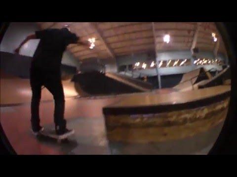 Update 4 - Jeffrey French @ zero gravity skatepark pt2