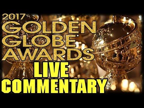 2017 Golden Globe Awards Live Commentary