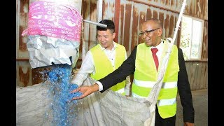 Plastic recyclers reap big as all services exempted from VAT | #BudgetKE2019