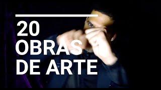 TAG 20 OBRAS DE ARTE | JHOAN ROA