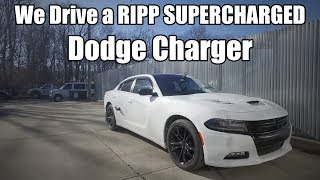 What's it like to drive a RIPP Supercharged Charger?