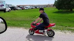 110cc X7 Super Bike Pocket Bike For Sale From SaferWholesale.com
