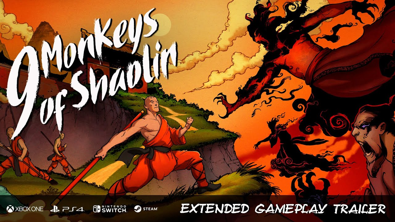 9 Monkeys of Shaolin PC demo available ahead of release