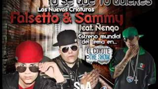 Falsetto & Sammy ft. Nengo Flow - Yo se Que tu Quieres