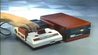 Famicom Disk System Advertisement