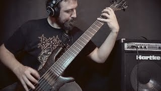 "NILE - ""Enduring The Eternal Molestation Of Flame"" on bass"